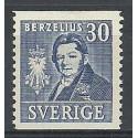 Szwecja 1939 Mi 274A Z podlepką *