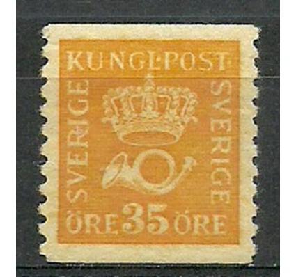 Znaczek Szwecja 1922 Mi 189 Z podlepką *