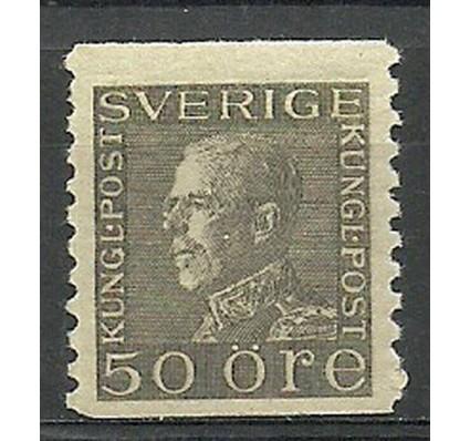 Znaczek Szwecja 1925 Mi 195 Z podlepką *