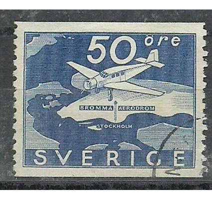 Znaczek Szwecja 1936 Mi 239 Stemplowane