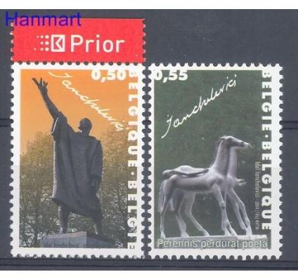 Znaczek Belgia 2004 Mi 3357-3358 Czyste **