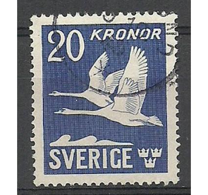 Znaczek Szwecja 1942 Mi 290B Stemplowane
