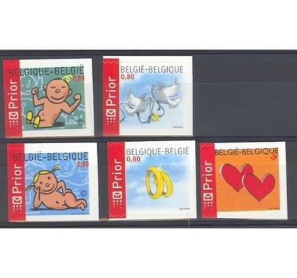 Belgia 2005 Mi 3449-3453 Czyste **