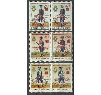 Znaczek Wyspy Św. Tomasza i Książęca 1977 Mi 476-483b Czyste **