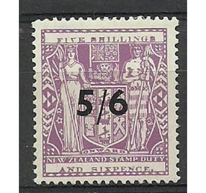 Znaczek Nowa Zelandia 1939 Mi ste 53 Z podlepką *