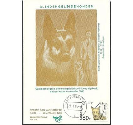 Znaczek Holandia 1985 Mi 1263 Karta Max