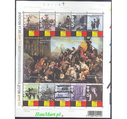 Znaczek Belgia 2005 Mi ark 3405-3414 Czyste **