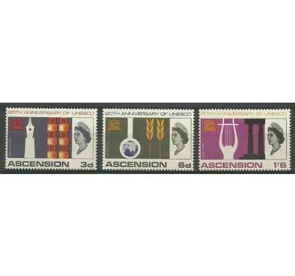 Znaczek Wyspa Wniebowstąpienia 1967 Mi 112-114 Czyste **