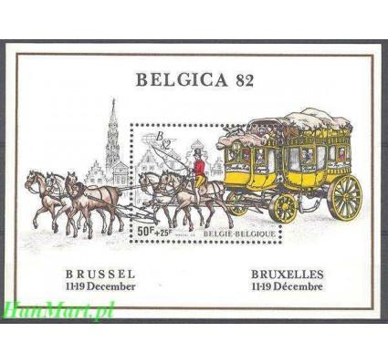 Belgia 1982 Mi bl 53 Czyste **