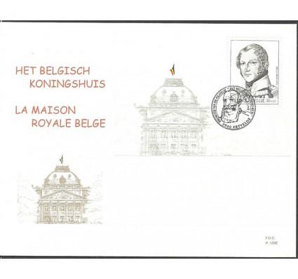 Znaczek Belgia 1999 Mi bl 71 FDC