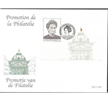 Znaczek Belgia 2000 Mi bl 75 FDC