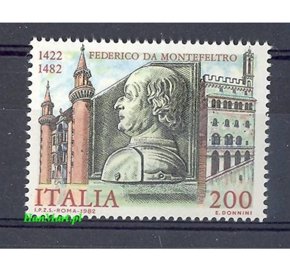 Włochy 1982 Mi 1809 Czyste **