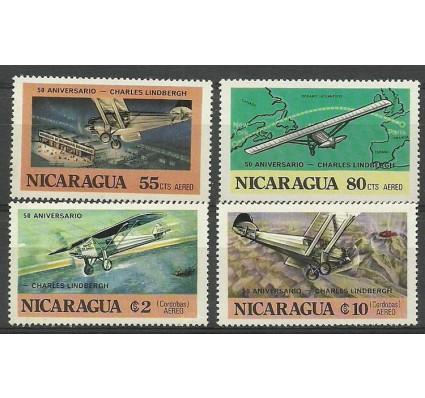 Znaczek Nikaragua 1977 Mi 1992-1995 Czyste **