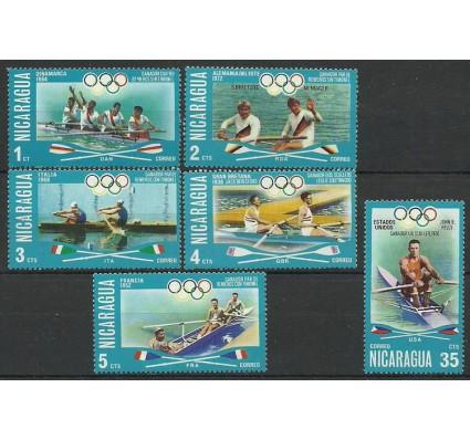 Znaczek Nikaragua 1976 Mi 1948-1953 Czyste **