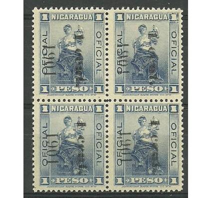Znaczek Nikaragua 1901 Mi die 118 Czyste **