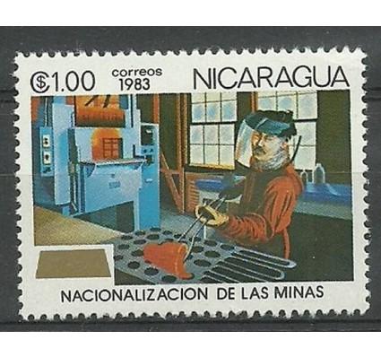Znaczek Nikaragua 1983 Mi 2445 Czyste **