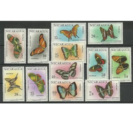 Znaczek Nikaragua 1967 Mi 1434-1445 Czyste **