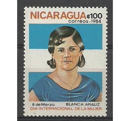 Znaczek Nikaragua 1984 Mi 2489 Czyste **