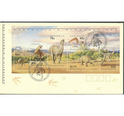 Znaczek Australia 1993 Mi bl 15 FDC