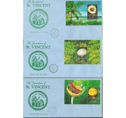 Znaczek Grenadines of St Vincent 1992 Mi bl 105-107 FDC