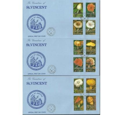 Znaczek Grenadines of St Vincent 1992 Mi 915-926 FDC