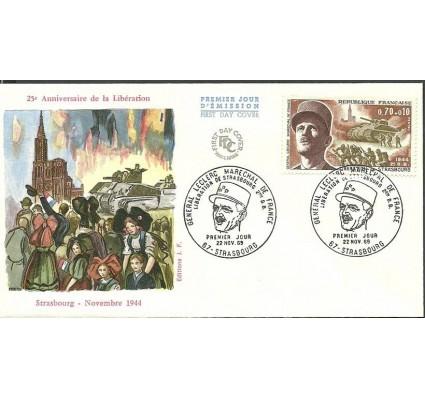 Znaczek Francja 1969 Mi 1691 FDC