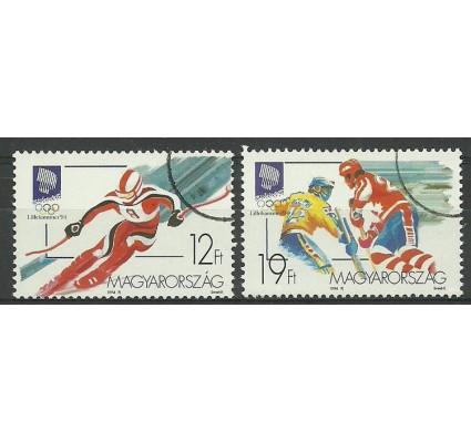 Znaczek Węgry 1994 Mi spe 4275-4276 Czyste **