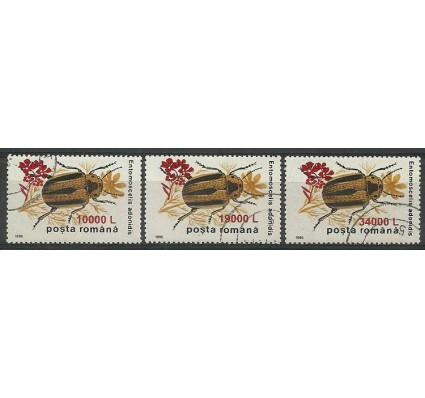 Znaczek Rumunia 2000 Mi abo 5496-5498 Czyste **
