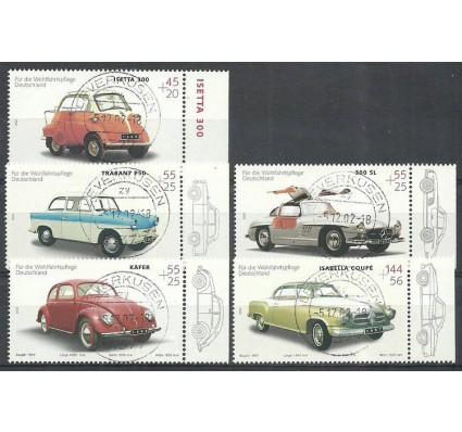 Znaczek Niemcy 2002 Mi abo 2289-2293 Czyste **