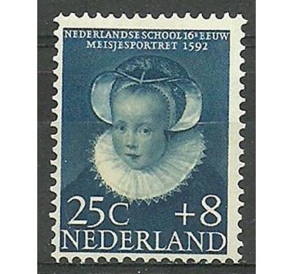 Znaczek Holandia 1956 Mi 689 Czyste **