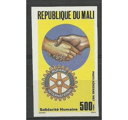 Znaczek Mali 1987 Mi 1102B Czyste **