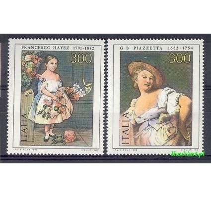 Włochy 1982 Mi 1816-1817 Czyste **