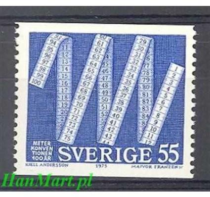 Szwecja 1975 Mi 903 Czyste **