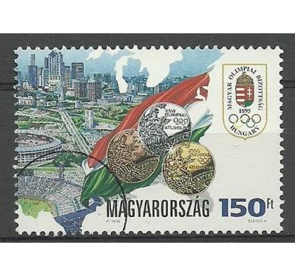 Znaczek Węgry 1996 Mi spe 4412 Czyste **