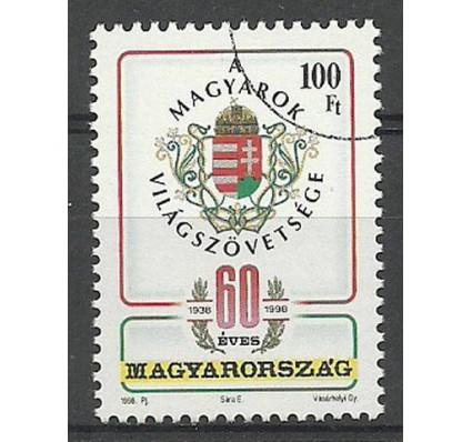 Znaczek Węgry 1998 Mi spe 4513 Czyste **