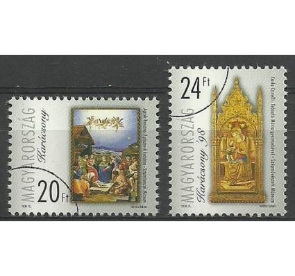 Znaczek Węgry 1998 Mi spe 4519-4520 Czyste **