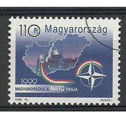Znaczek Węgry 1999 Mi spe 4528 Czyste **