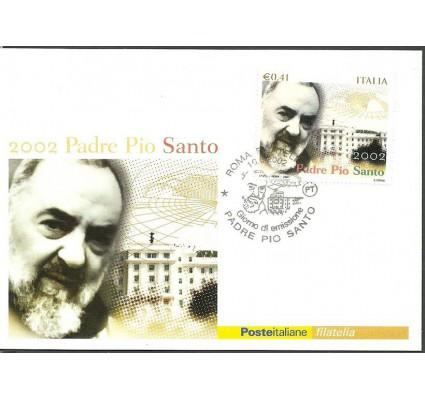 Znaczek Włochy 2002 Mi 2852 Karta Max