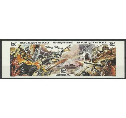 Znaczek Mali 1994 Mi 1253-1255B Czyste **