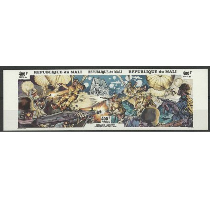 Znaczek Mali 1994 Mi 1259-1261B Czyste **