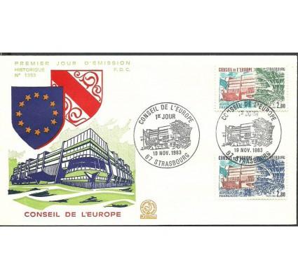Znaczek Francja 1983 Mi die 32-33 FDC