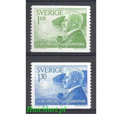 Szwecja 1976 Mi 970-971 Czyste **