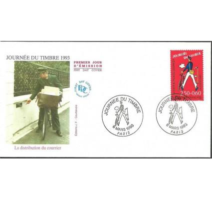 Znaczek Francja 1993 Mi 2940y FDC
