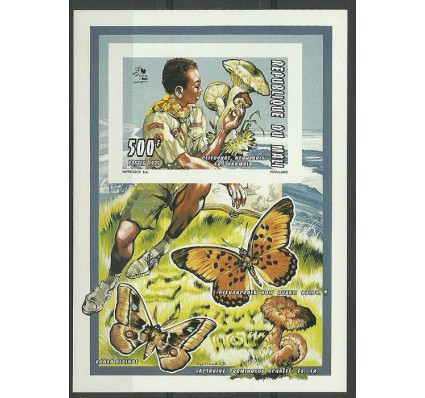 Znaczek Mali 1995 Mi ein bl R68B Czyste **