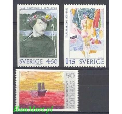 Szwecja 1978 Mi 1034-1036 Czyste **