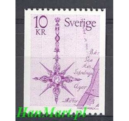 Szwecja 1978 Mi 1037 Czyste **