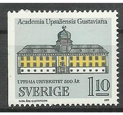 Znaczek Szwecja 1977 Mi 988Dl Czyste **