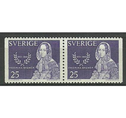 Znaczek Szwecja 1965 Mi 540DlDr Czyste **