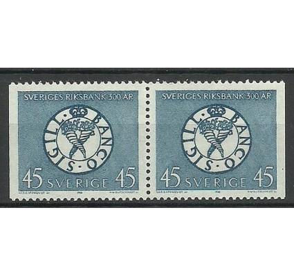 Znaczek Szwecja 1968 Mi 603DlDr Czyste **