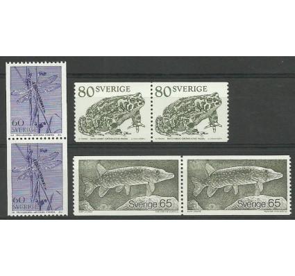Znaczek Szwecja 1979 Mi 1075-1077 Czyste **